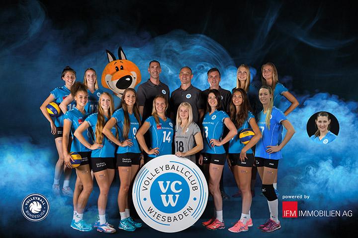teamfoto vcw saison 2017 2018 mit logos mit julia foto detlef gottwald 720x480
