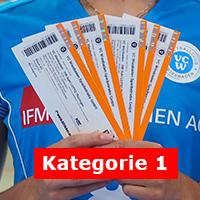 Nur Ticket im VCW-Fanblock - Preiskategorie 1