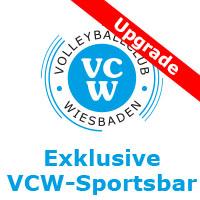 Upgrade von Kategorie 1 zu VCW-Sportsbar