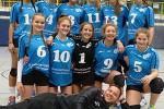 U18 III dominiert bei der Hessen-Quali - ohne Satzverlust zum Turniersieg!
