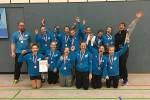 U14: VCW dominiert die Hessenmeisterschaft in Gründau-Lieblos