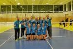 Hessenmeisterschaft U16 weiblich in Bad Soden – VCW 1 gewinnt Titel, VCW 2 an Erfahrung