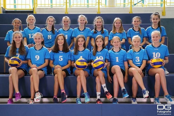 Damen9 Team