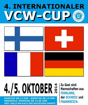 VCW Cup 2014