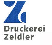 Druckerei Zeidler Logo Web