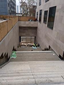 Treppenaufgang Bleichstraße klein