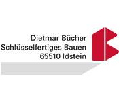 Logo Bücher silber website