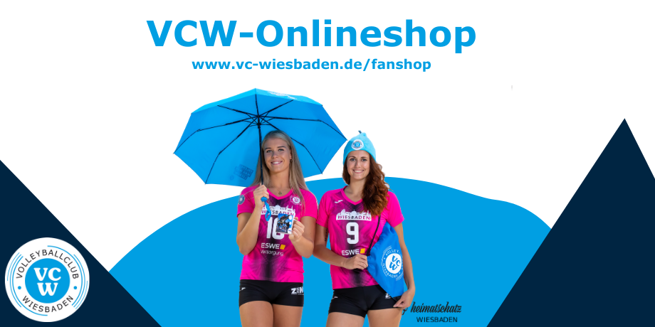 VCW startet Online-Fanshop