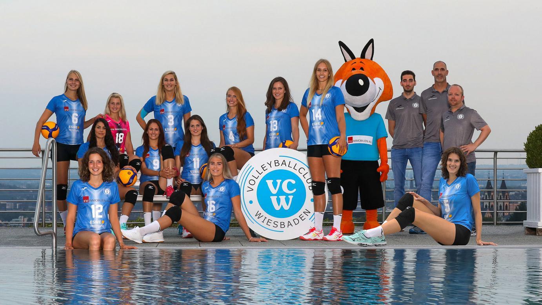 Der VCW feiert: 15 Jahre in der ersten Bundesliga