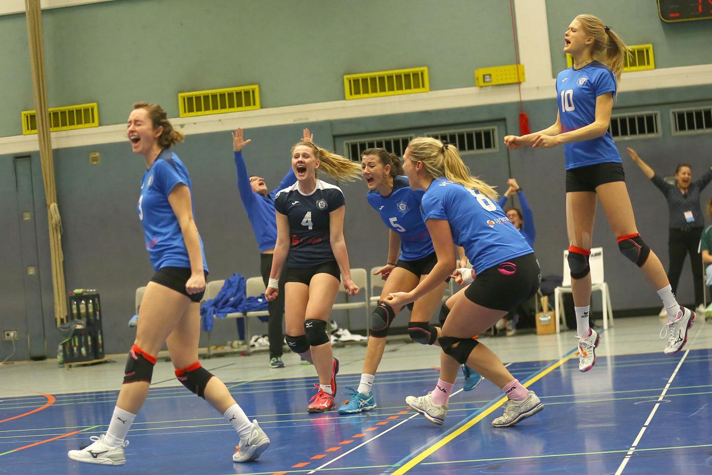 Erfolgreiche Zweitliga-Saison geht zu Ende: VCW II mit letztem Auswärtsspiel in Stuttgart