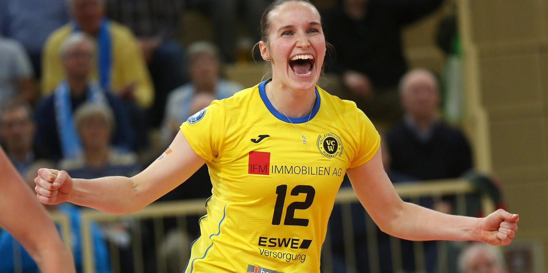 Die Punktejagd geht weiter: VCW will gegen Münster weiter erfolgreich sein
