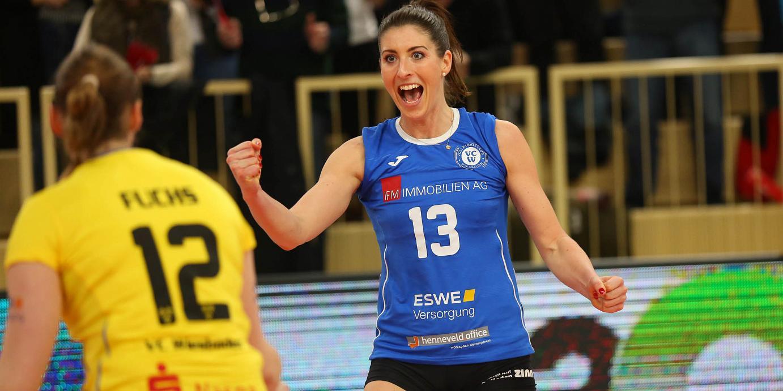 Karolina Bednarova: Karriereende einer prägenden VCW-Spielerin