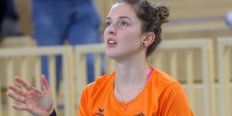 VCW verpflichtet Toptalent Julia Wenzel