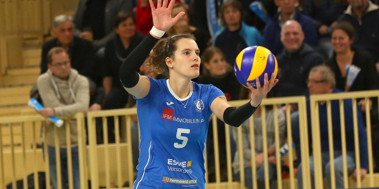 Wegen Nationalmannschaft: VCW muss gegen Schwerin auf Lemmens und Philajamäki verzichten