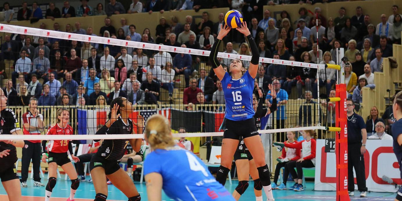 VCW im Pokal-Viertelfinale nach Stuttgart