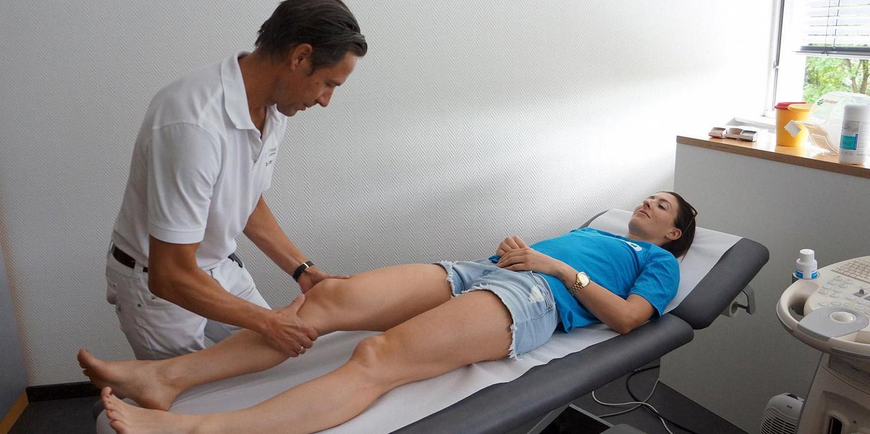 VCW ist medizinisch bestens betreut