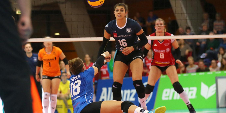 VCW verliert Pokalviertelfinale in Stuttgart