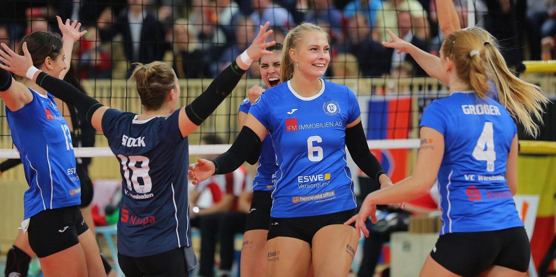 VCW mit Advents-Heimspiel gegen Münster