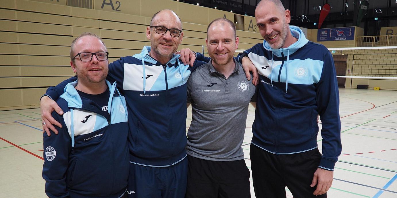 Arne Kramer wird Co-Trainer der Erstliga-Volleyballerinnen