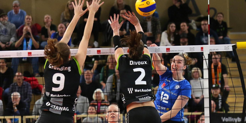 VCW verliert dramatische Partie gegen Aachen