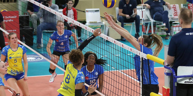 0:3-Niederlage: VCW chancenlos gegen Meister Schwerin