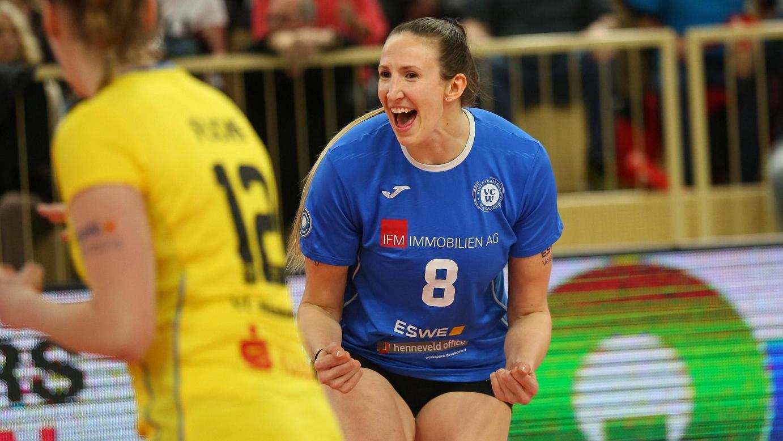 VCW holt in Münster weitere Punkte im Kampf um Playoffs