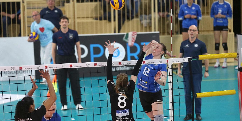 VCW dank 3:1-Erfolg gegen Erfurt zurück in den Playoff-Rängen