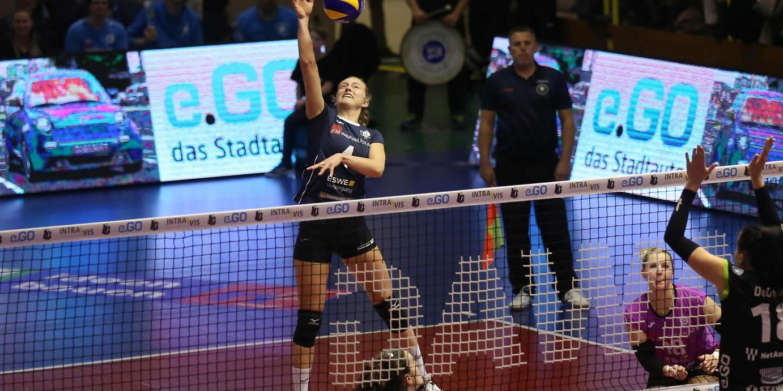 Niederlage in Aachen: Taylor Agost schlägt VCW