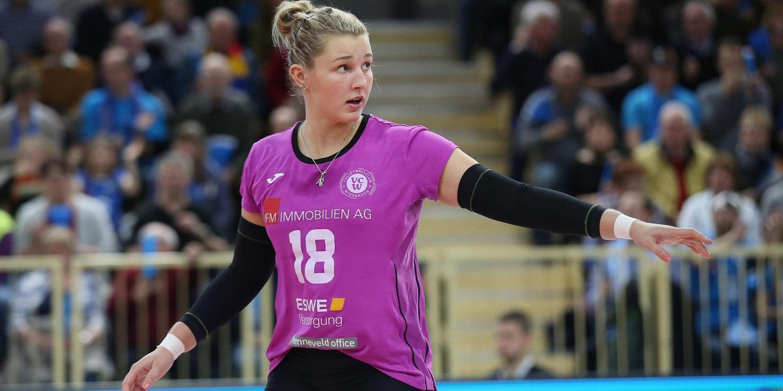 VCW-Saisonfinale beginnt mit Auswärtsspiel in Schwerin