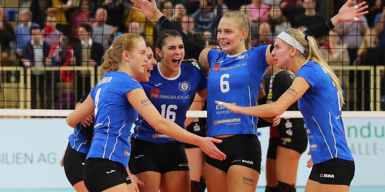 Nächster Coup in Schwerin: VCW macht Playoff-Einzug perfekt!