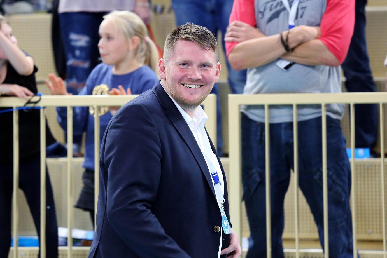 Christopher Fetting rückt in VCW-Geschäftsführung auf