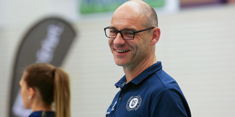 VC Wiesbaden und Trainer Dirk Groß gehen getrennte Wege