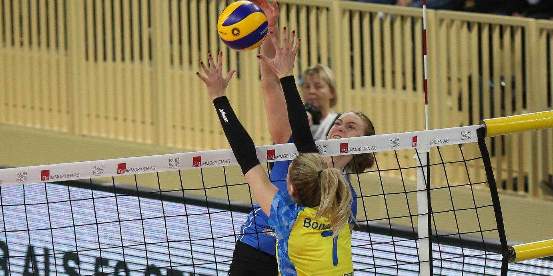 Kein leichtes Los: VCW trifft im DVV-Pokal auf Schwerin