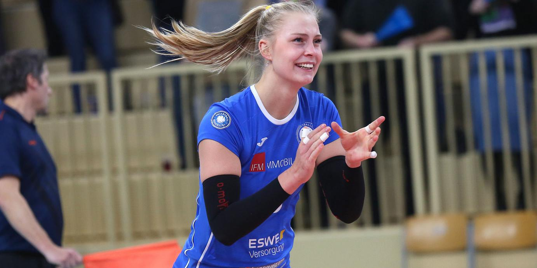 VCW verlängert mit Selma Hetmann