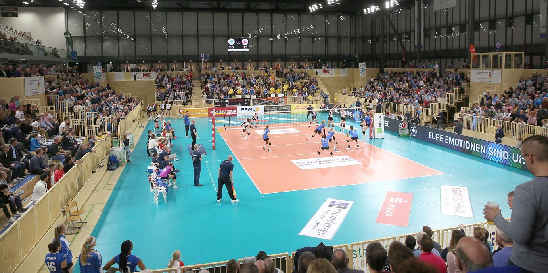 Ligastart am 5. Oktober – VCW beginnt in Straubing