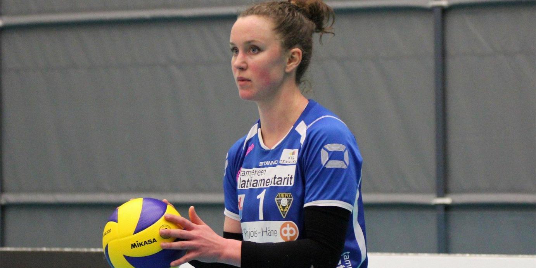 Shannon Dugan wechselt zum VC Wiesbaden