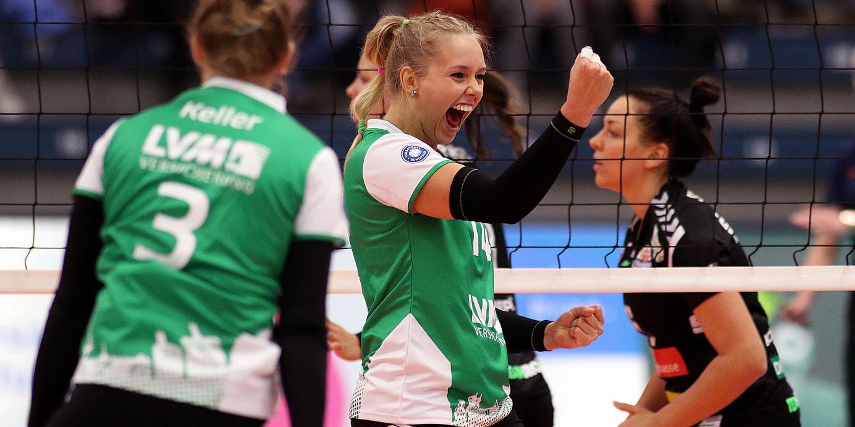Kader komplett: VCW holt Lena Vedder aus Münster