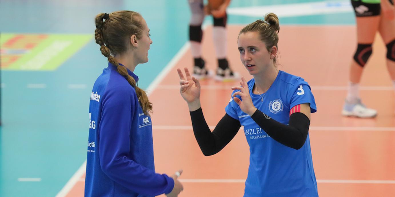 Heimspiel gegen NawaRo Straubing abgesagt