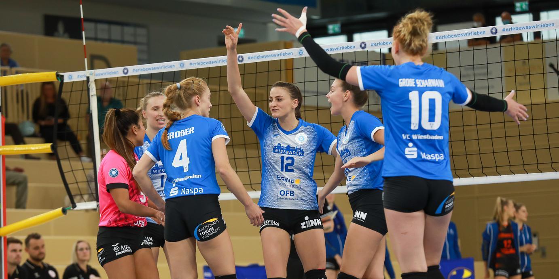 VCW empfängt den Dresdner SC zum Saisonauftakt