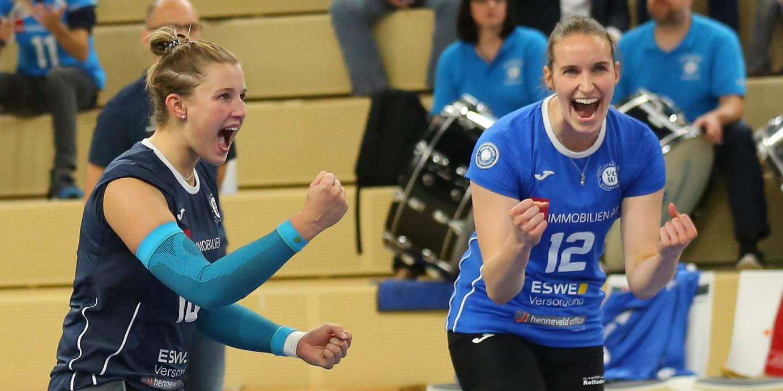 Knackiger Saisonauftakt: VC Wiesbaden empfängt SC Potsdam
