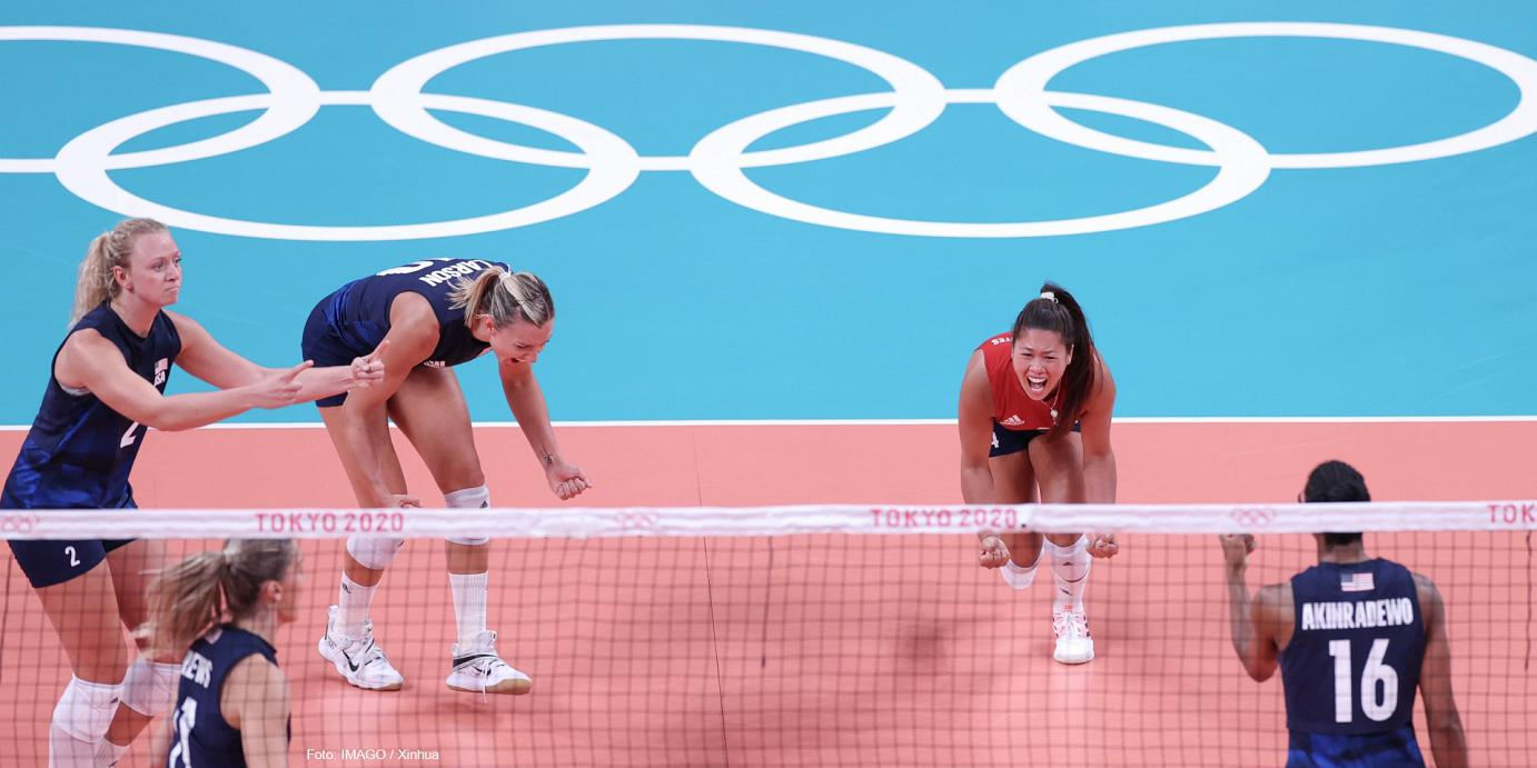 Finale in Tokio! Justine, go for Gold!