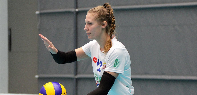 Anna Wruck wechselt aus Finnland zum VCW