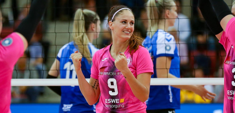 Klára Vyklická für eine weitere Saison beim VCW