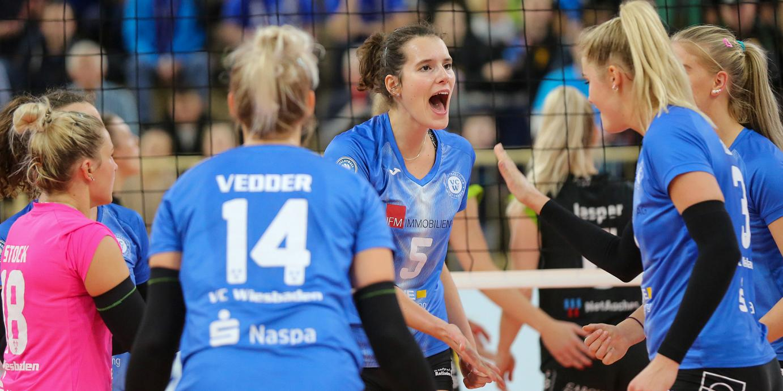 """""""Wollen Reaktion zeigen"""": VCW empfängt Schwerin"""
