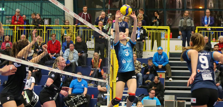 Pauline Schultz schafft Sprung von der zweiten in die erste Bundesliga