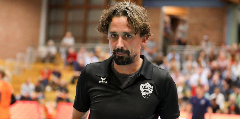 Benedikt Frank ab der neuen Saison Cheftrainer des VCW – Christian Sossenheimer wird wieder Co-Trainer