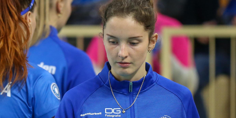 Schwere Knieverletzung: Julia Wenzel fällt bis zum Saisonende aus