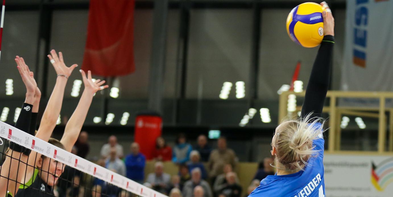 Neuer Spielplan: VCW startet gegen Münster in die Saison 2020/2021