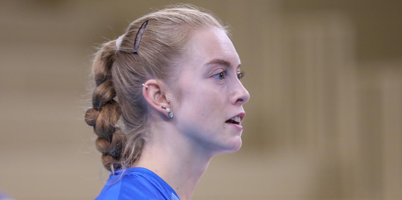 Tanja Großer gegen Erfurt nicht spielfähig