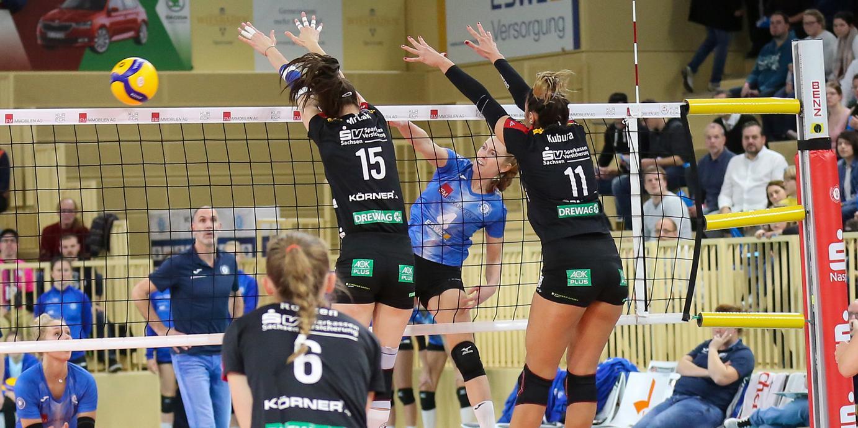 VCW unterliegt Dresden in einem hochklassigen Match 1:3